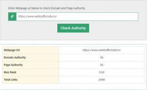 Why Submit At WebtrafficIndia