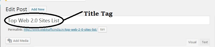 Title Tag Image