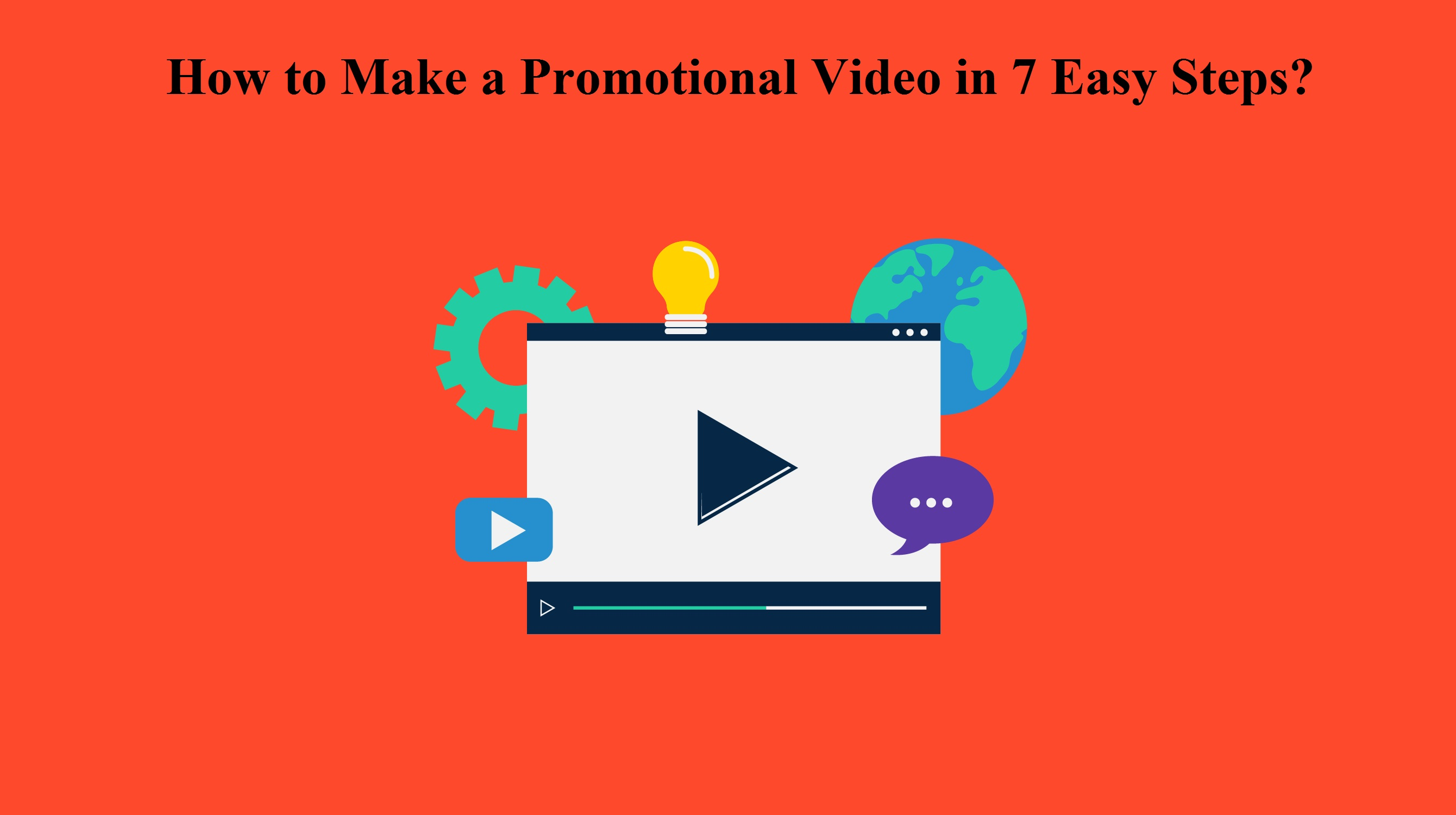 How to Make a Promotional Video in 7 Easy Steps